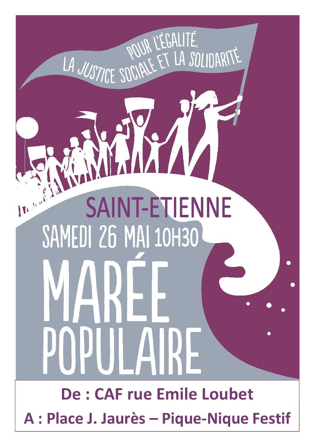 """MAREE POPULAIRE"""