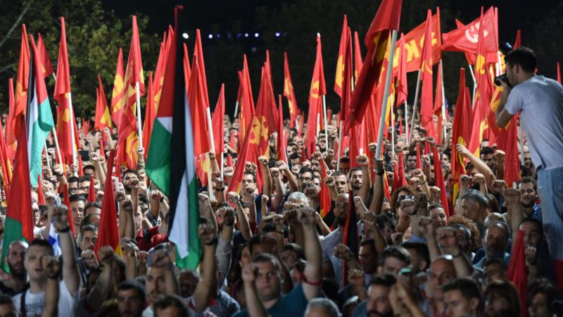 Retour sur le festival Odigitis de la Jeunesse Communiste de Grèce – Un beau succès populaire et une participation massive record