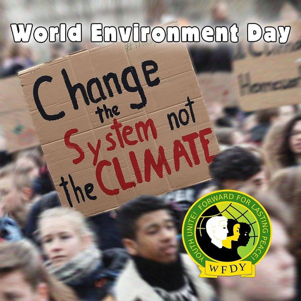 Déclaration de la FMJD à l'occasion de la Journée Mondiale de l'Environnement
